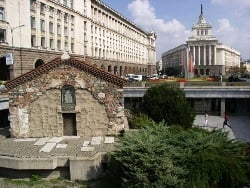 things to do in sofia - downtown st.petka church