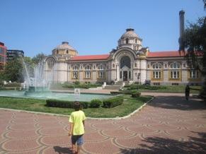 The capital of Bulgaria Sofia
