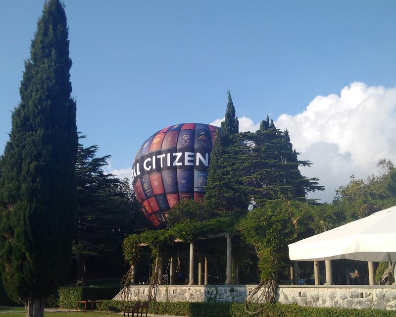 global-citizen-forum-montenegro-hot-air-baloon