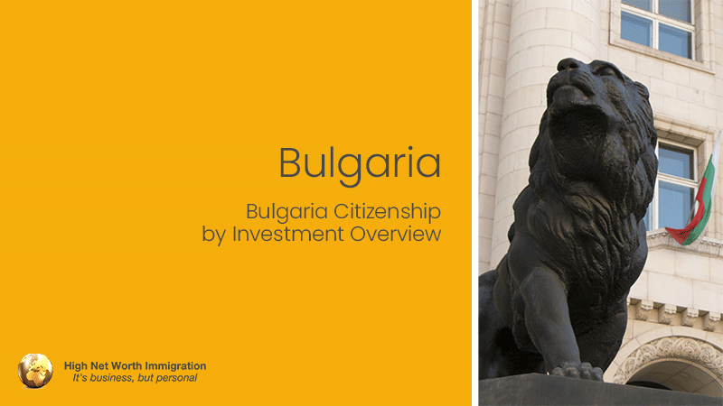 Bulgaria-Citizenship-by-investment-overview-cover