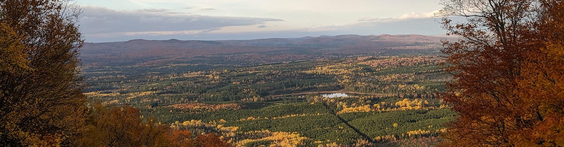 New Brunswick Mountain View