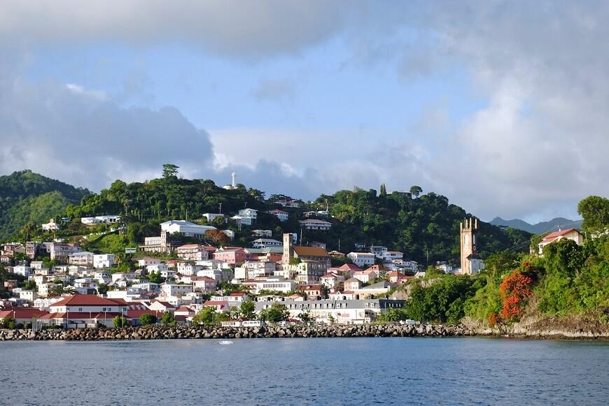Grenada passport requirements