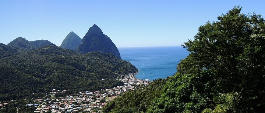 What is the st lucia citizenship application process