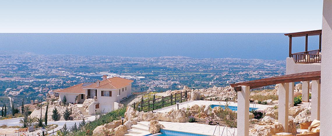 Olympus Villas - Cyprus