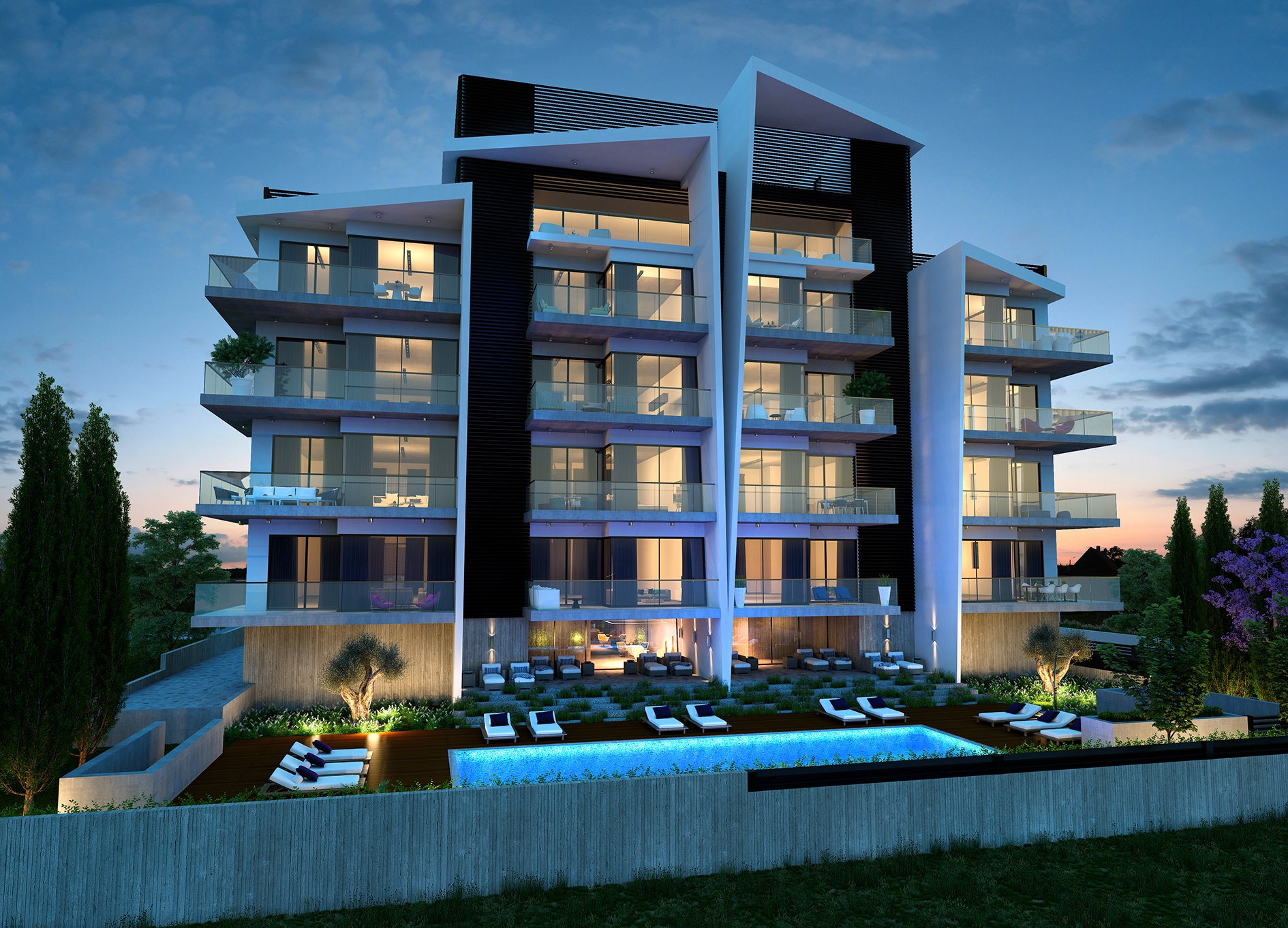 Park Residences - Cyprus